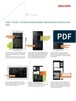 Tems Pocket 14.1 Feature Specific Datasheet