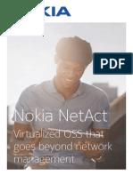 Nokia Netact Brochure