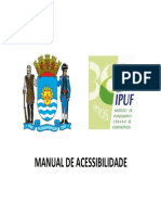 Manual de Acessibilidade - IPUF
