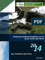 Potencial Hidroenergetico Norte