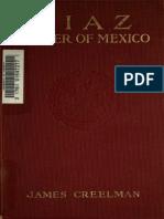 Diaz Master of Mexico Decree l Man