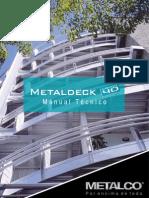 Manual de Diseño Metaldeck
