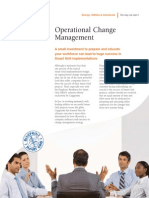 Smart Grid Operational Services OCM POV