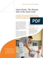 Smart Home Operational Services Brochure