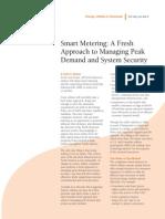 Smart Metering POV