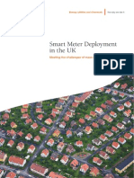Smart Meter Operational Services - Deployment in the UK Brochure