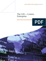 The GIS Centric Enterprise POV