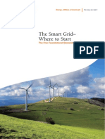 Smart Grid Operational Services - Where to Start - Five Foundational Elements POV