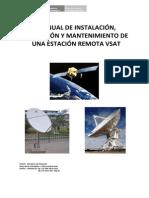 Manual de Instalacion-operacion-mantenimiento de Una Vsat Gilat