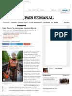 Especial Motor_ Laia Sanz, La Reina Del Motociclismo _ EL PAÍS Semanal _ EL PAÍS