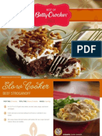 Fall Cookbook