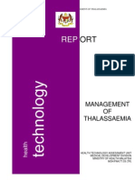 Management of Thalassaemia[1]