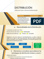 La Distribución