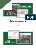 GEO5 Manual