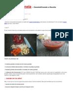 Carne de Panela - Como Fazer