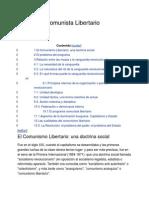 Manifiesto Comunista Libertario
