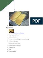 Pão fubá e de milho