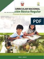 Diseñoo Curricular Nacional