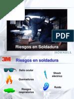 Riesgos en Soldadura David Rodriguez