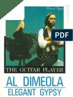 Al Di Meola Songbook (Elegant Gypsy)