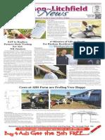 Hudson~Litchfield News 8-14-2015
