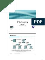 IP Multicasting