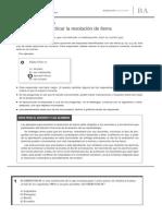 Ciencias Sociales.ejemplos Para Practicar La Resolución de Ítems