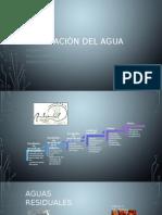 Depuración y Potabilización Del Agua