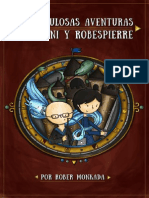 Las Fabulosas Aventuras de Aldini y Robespierre