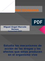 Farmacologia - Farmacodinámica