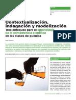 2011 Context Indag y Modelizacion Aula