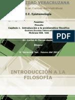 Filosofia Gustavo Escobar