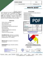 3441 PENTA QUAT (v-9)