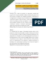 Artigo Interdisciplinaridade e Marxismo