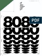 Intel 8080 Programmers Manual