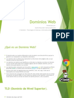 Dominios Web Santacruz