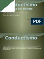 Line Adel Tiempo Conduct is Mo
