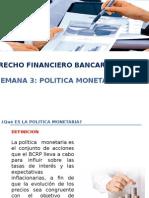 Semana 3 Politica Monetaria 18718
