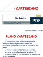 PPT 1 Plano Cartesiano