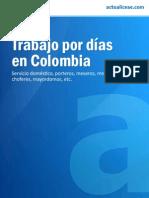 Trabajos Por Dias en Colombia