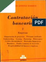 CONTRATACION BANCARIA - TOMO II - EDUARDO ANTONIO BARBIER.pdf