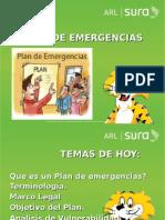 001 Arl Sura Plan de Emergencias
