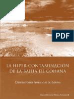 Bahia Cohana Proceso de contaminacion hidrica