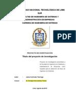 Formato Proyectos Investigacion JAIME