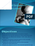 Neonatal Assessment