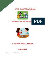 proyecto recreos ep 24 2009.doc