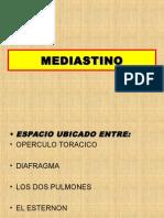 Clase Mediastino