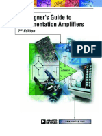 A Designers Guide to Instrumentation Amplifiers 2ed