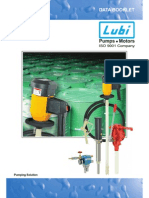 Drum Pump Catalogue