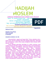 Khadijah Moslem Center